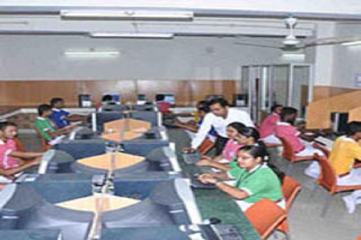 BSF Senior Secondary School-IT Lab