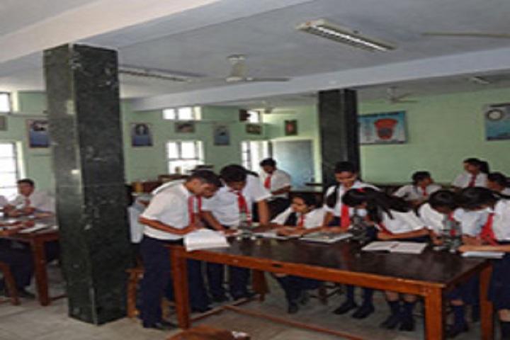 BSF Senior Secondary School-Biology Lab