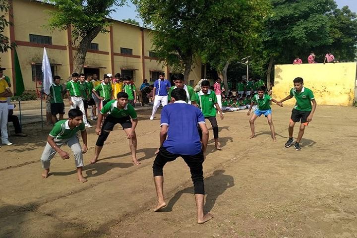 BSF Senior Secondary School-Sports kabbadi