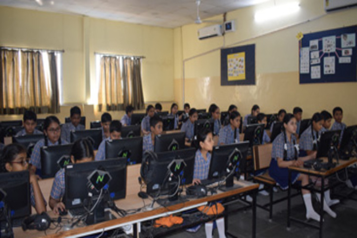 Bakhshis Springdales Senior Secondary School-Computer Lab