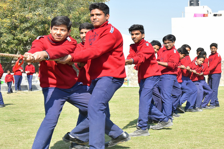 Bakhshis Springdales Senior Secondary School-Sports