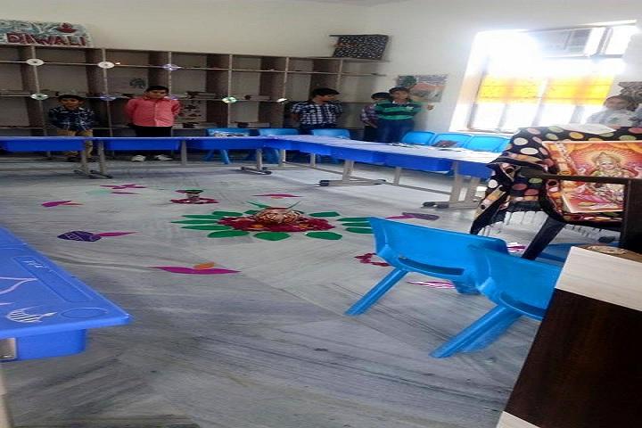 Bal Bharti International School-Activity Room