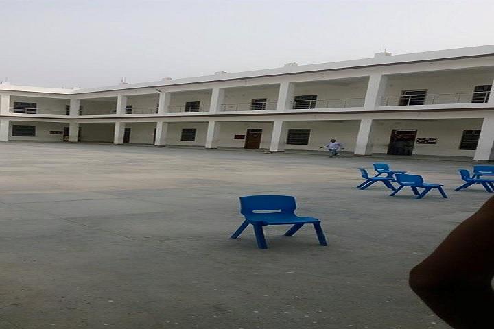 Bal Bharti International School-Inner Campus