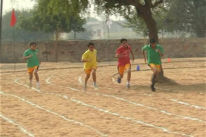Bal Bharti International School-Sports Day