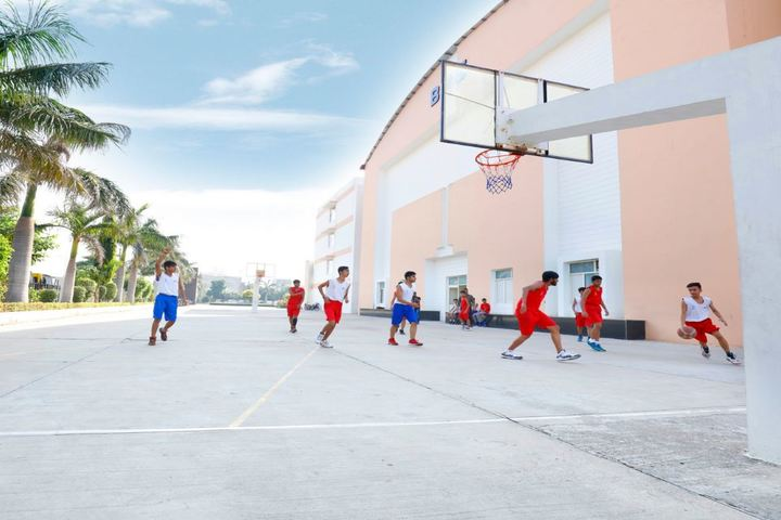 Bansal Public School-Basket Ball Ground