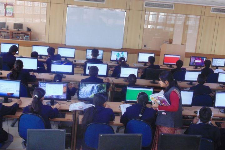 Bansal Public School-Computer Lab