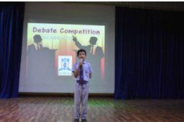 Bansal Public School-Debate Competetion