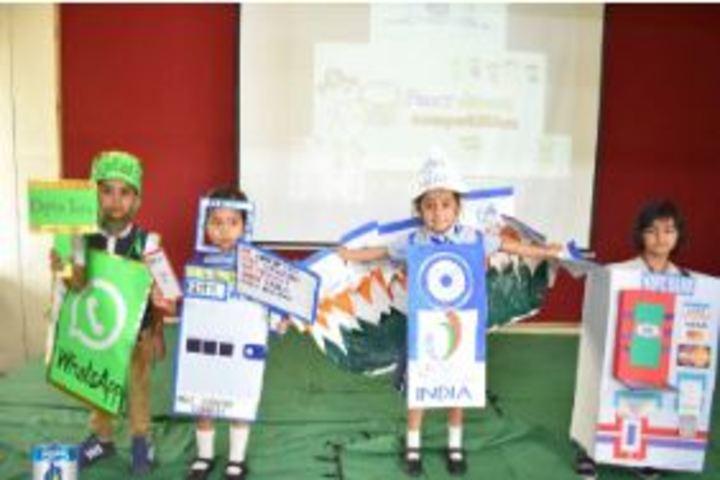 Bansal Public School-Fancy Dress Competetion