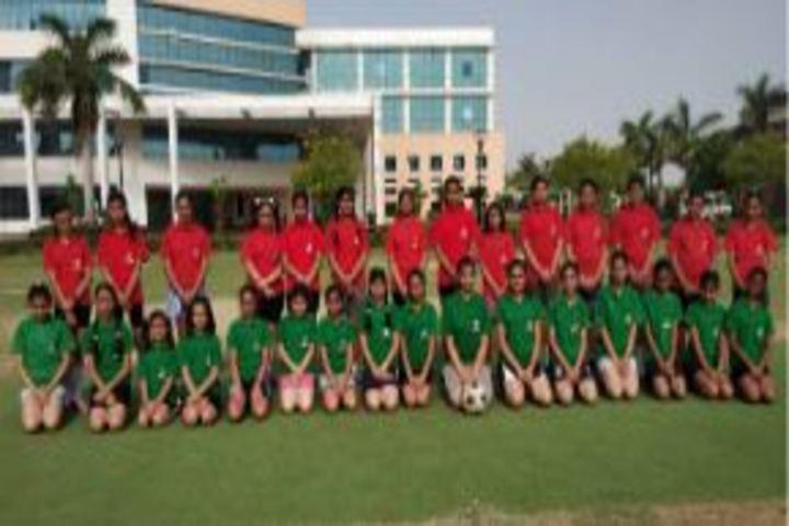 Bansal Public School-Foot Ball Tournment