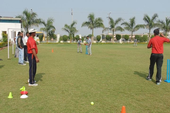 Bansal Public School-Ground
