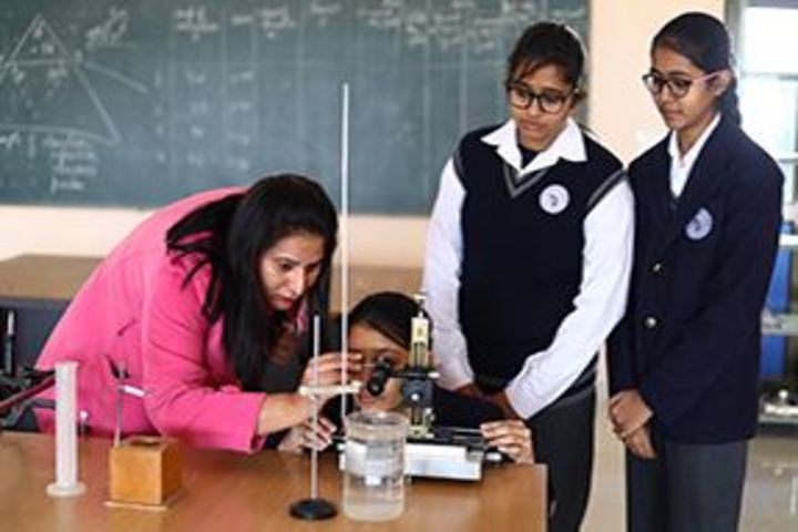 Banyan Tree School-Physics Lab