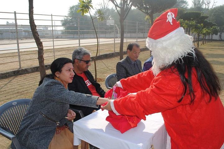 Beetles International School-Christmas Celebrations