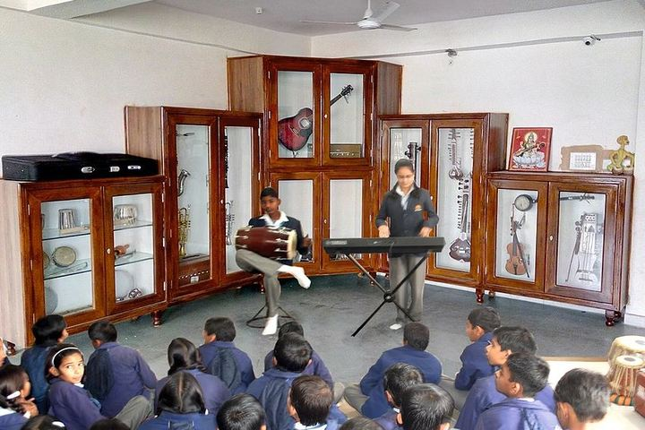 Beetles International School-Music Room