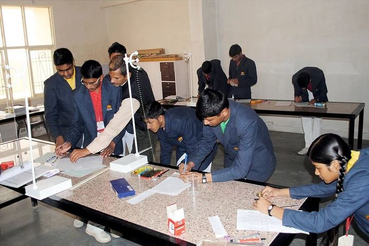 Beetles International School-Physics Lab