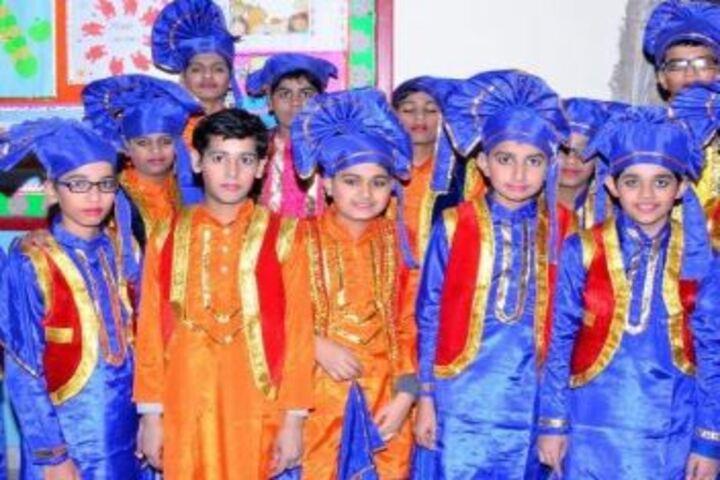 Bhabha Public School-Celebrations