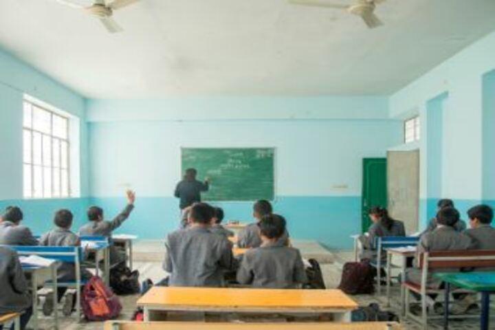 Bhabha Public School-Class room