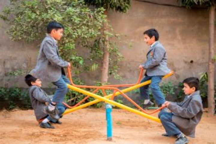 Bhabha Public School-Games
