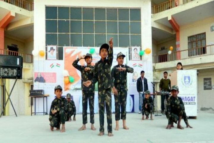 Bhagat Public Senior Secondary School-Republic Day celebrations
