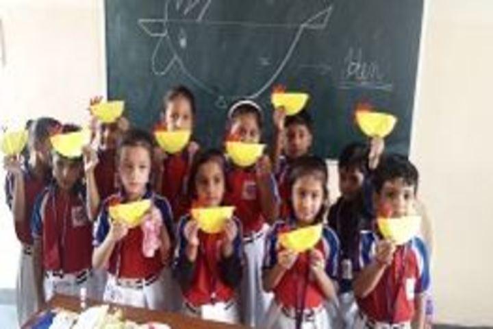 Bhagwan Das Pareek Dream School-Activity