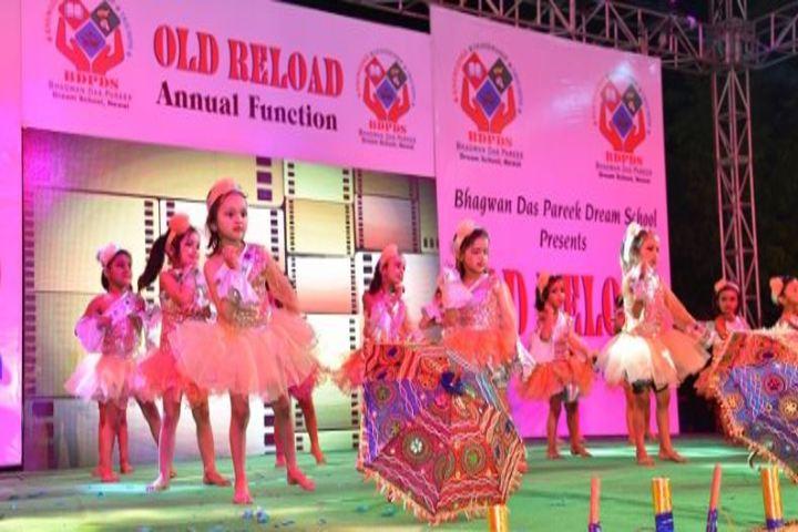 Bhagwan Das Pareek Dream School-Annual Function Celebrations
