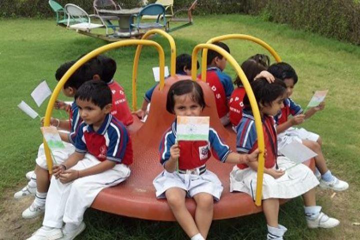 Bhagwan Das Pareek Dream School-Play Ground