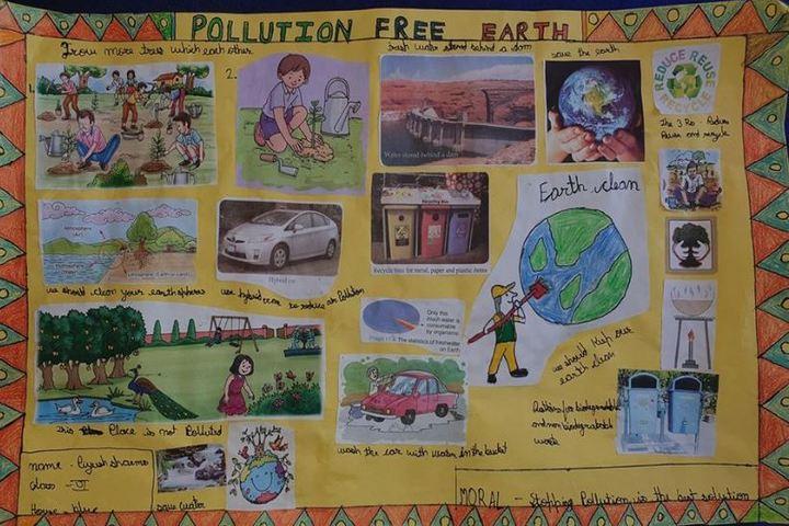 Bhagwan Das Pareek Dream School-Poster Presentation