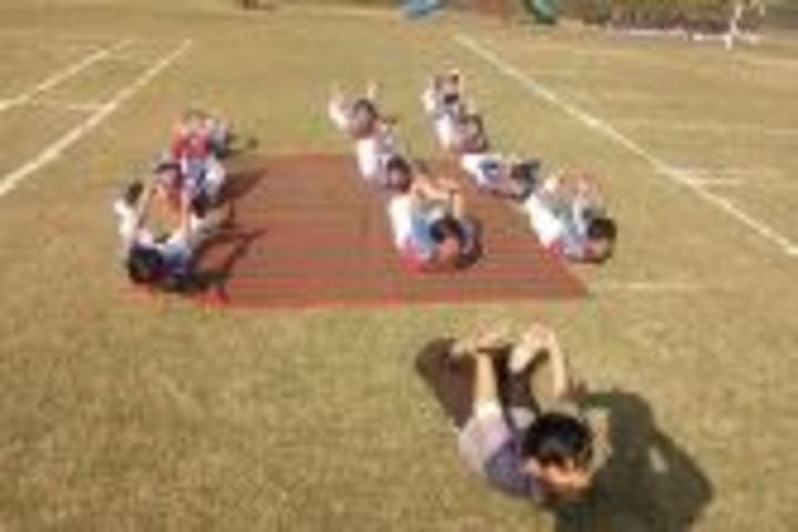 Bhagwan Das Pareek Dream School-Sports