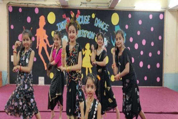 Bharatiya Vidya Bhavan Vidyashram-Dance