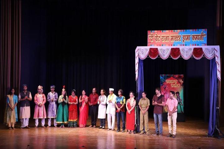 Bharatiya Vidya Bhavan Vidyashram-Drama