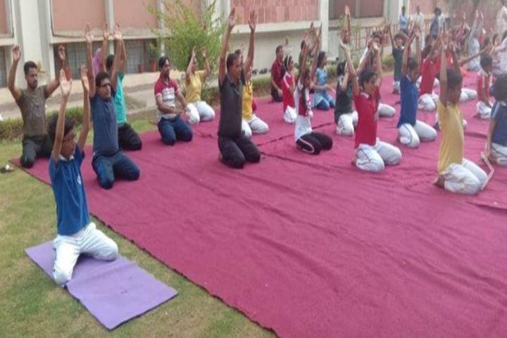 Bharatiya Vidya Bhavan Vidyashram-Yoga