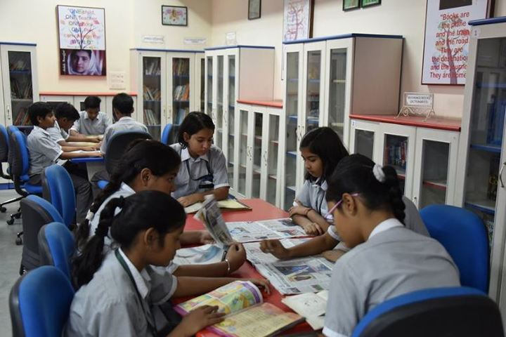 Bharatiya Vidya Bhavan Vidyashram-library
