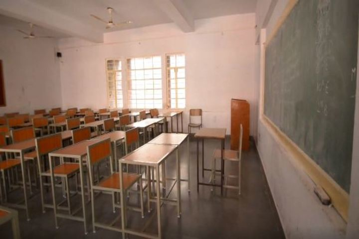 """""""Bhartiya Vidya BhavanS Vidyashram-Class room"""""""