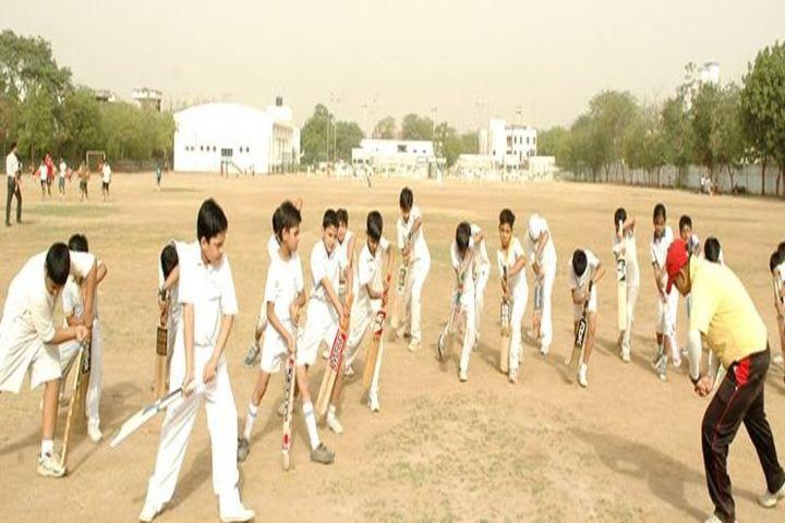 """""""Bhartiya Vidya BhavanS Vidyashram-Sports"""""""