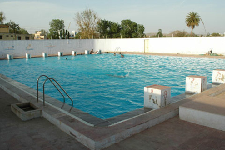 Bhopal NobleS Public School-Swimming Pool