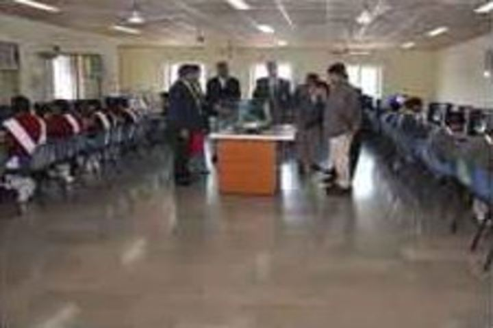 Bhuvnesh Bal Vidyalaya-Computer Lab