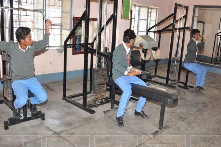 Bhuvnesh Bal Vidyalaya-Gymnasium