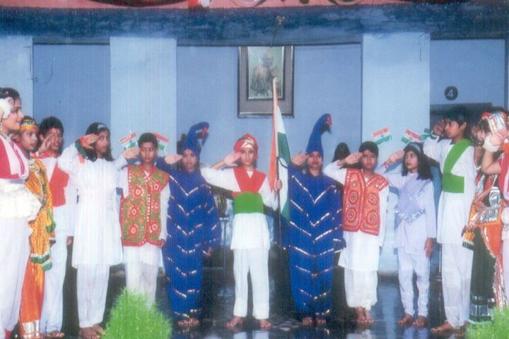 Bhuvnesh Bal Vidyalaya-Independence Day Celebrations