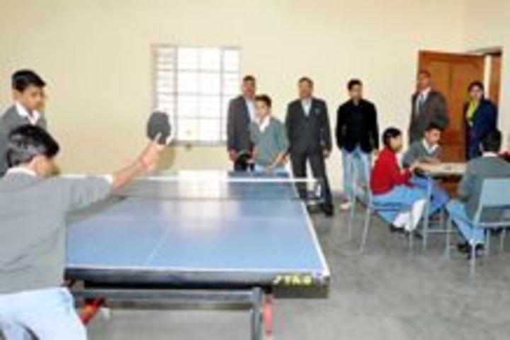 Bhuvnesh Bal Vidyalaya-Indoor Games