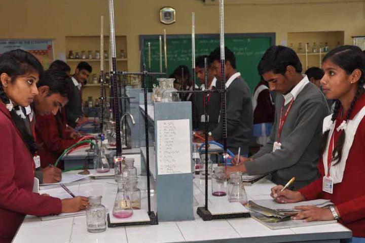 Bhuvnesh Bal Vidyalaya-Lab