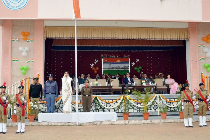 Bhuvnesh Bal Vidyalaya-Republic Day Celebrations