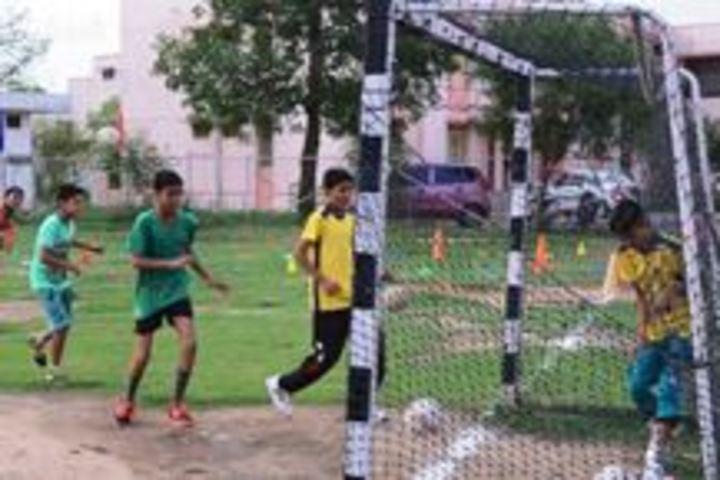 Bhuvnesh Bal Vidyalaya-Sports