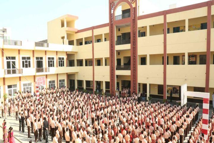 Bihani Childerns Academy-Campus