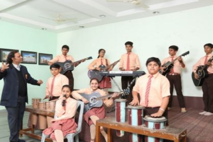 Bihani Childerns Academy-Music Lab