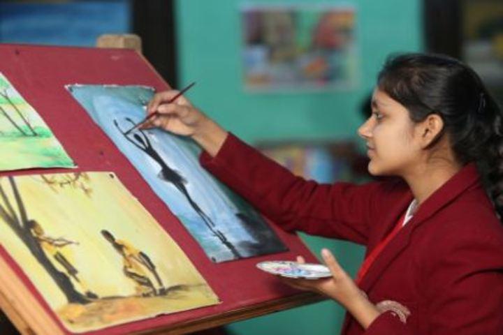 Bihani Childerns Academy-Painting