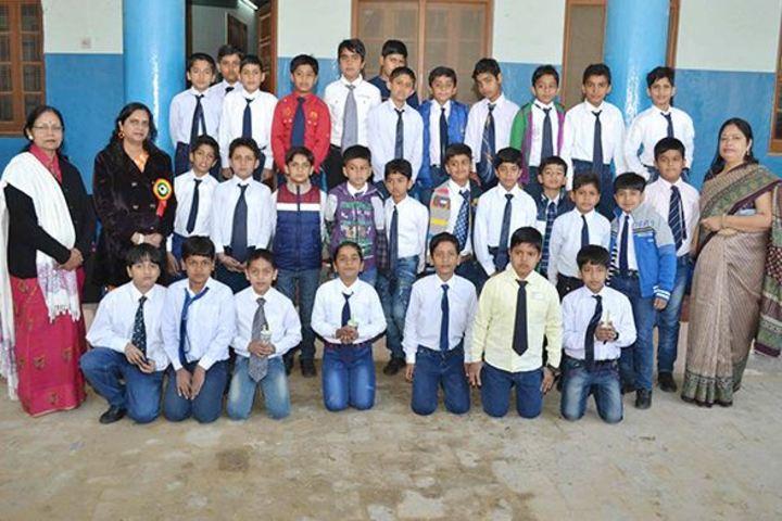Bikaner Boys School-KIds Day Photos