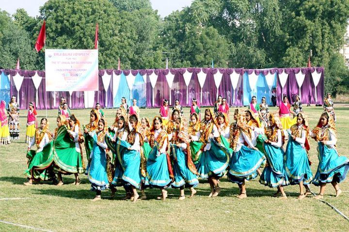 Birla Balika Vidyapeeth-Annual Day Celebrations