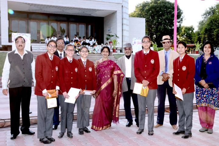 Birla Balika Vidyapeeth-National Science Day Celebrations