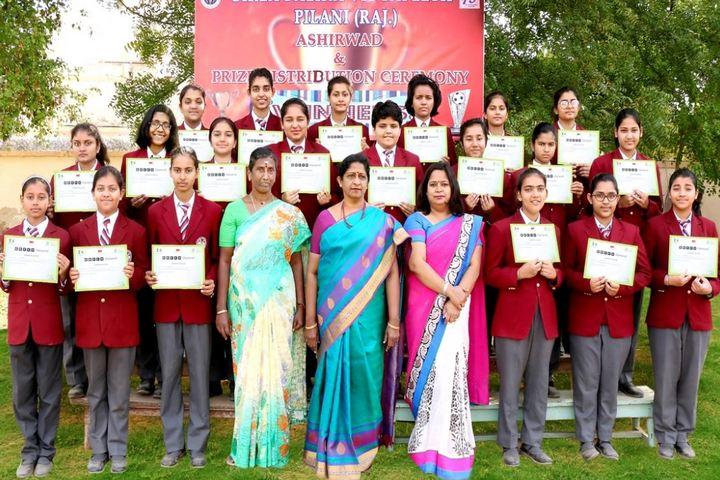 Birla Balika Vidyapeeth-Prize Distribution