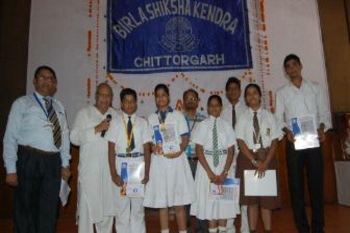 Birla Shiksha Kendra-Prize Distribution