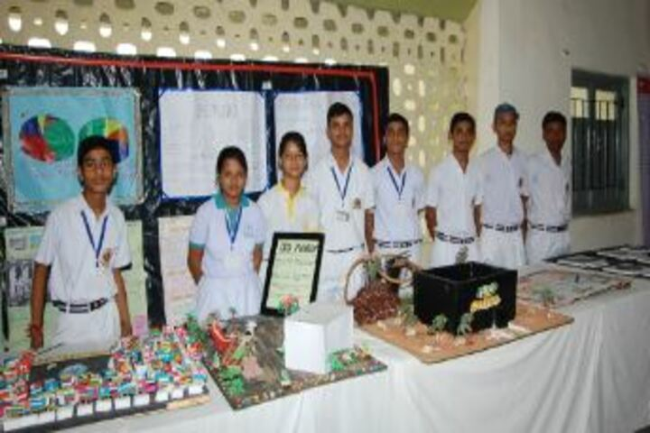 Birla Shiksha Kendra-Science Exhibition